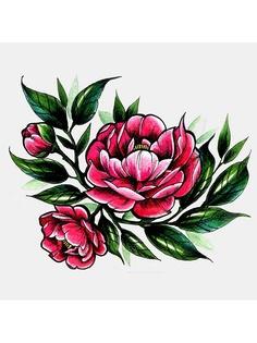 Временные татуировки МнеТату