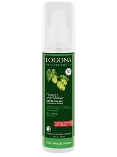Лаки для волос Logona