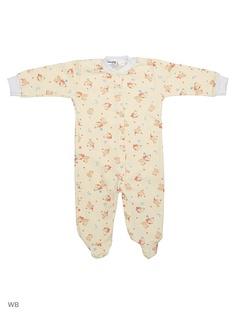 Комбинезоны нательные для малышей Genstaro Baby