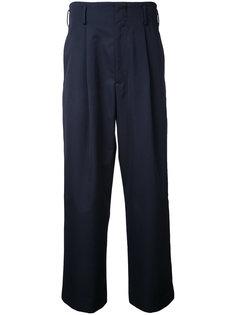 укороченные широкие брюки H Beauty&Youth
