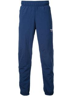 спортивные брюки с щиколотками в рубчик Reebok