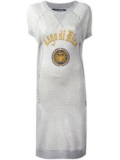 платье-футболка с принтом Junya Watanabe Comme Des Garçons