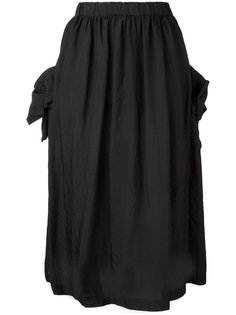 юбка с боковыми карманами  Comme Des Garçons Comme Des Garçons