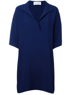 V-neck shift dress  Gianluca Capannolo
