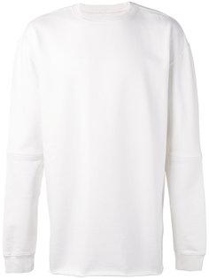elongated sweatshirt Maharishi