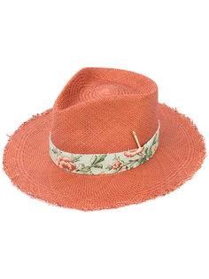 straw hat  Nick Fouquet