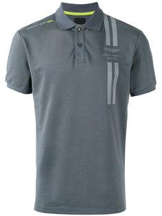рубашка-поло с принтом логотипа Hackett