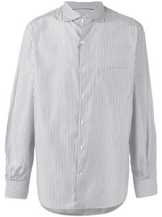 полосатая рубашка Alain  Loro Piana