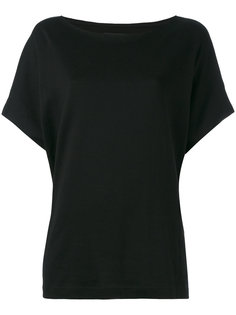 scoop neck T-shirt Ys Y`s