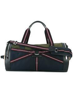 three-tone canvas duffle bag Dior Homme