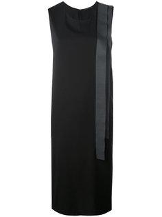 платье шифт с аппликацией  Fabiana Filippi