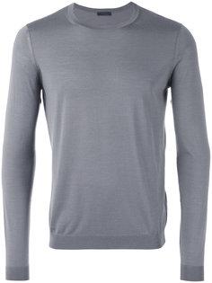 свитер с круглым вырезом Pal Zileri