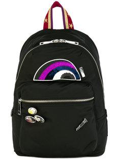 рюкзак с заплатками Marc Jacobs