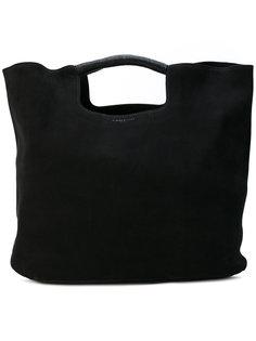 бархатная сумка-тоут  Simon Miller