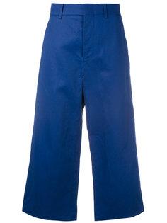 широкие укороченные брюки Sofie Dhoore