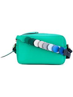 сумка через плечо дизайна колор-блок Anya Hindmarch