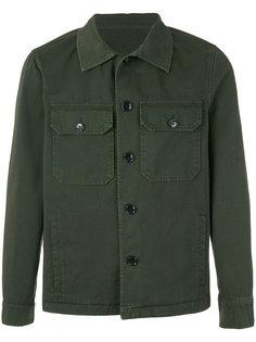 куртка в стиле милитари Mp  Massimo Piombo