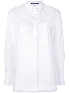 рубашка с нагрудным карманом Luisa Cerano