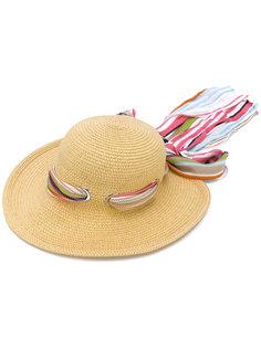 широкополая шляпа с платком Missoni