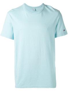 футболка с круглым вырезом Champion