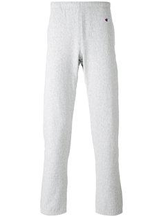 спортивные брюки с эластичными манжетами Champion