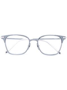 square glasses Thom Browne