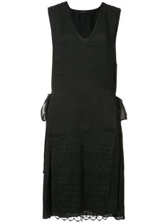 lace appliqué shift dress Jenni Kayne
