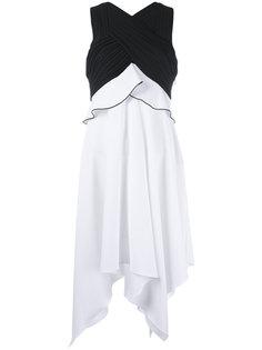 crossover dress Proenza Schouler