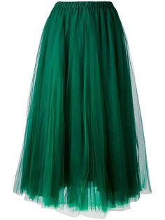 пышная юбка Rochas