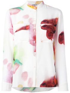 рубашка с принтом Cacharel