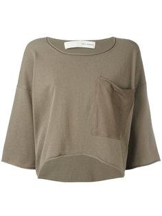 oversized knit T-shirt Isabel Benenato