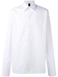 поплиновая рубашка Sublime Odeur