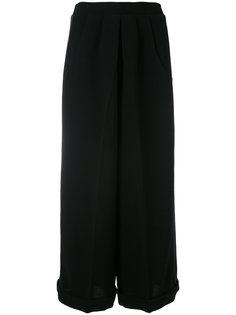 широкие брюки со складками Racil