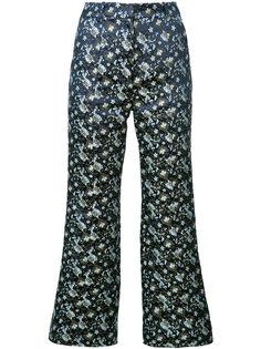 укороченные брюки Jeda Erdem