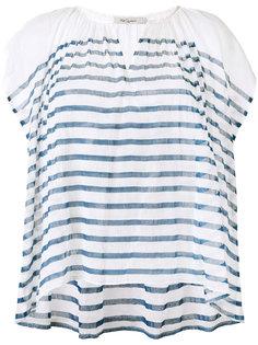 полосатая футболка Mes Demoiselles