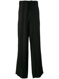 брюки свободного кроя Ann Demeulemeester Grise