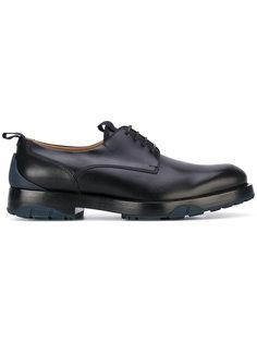 классические туфли со шнуровкой Salvatore Ferragamo