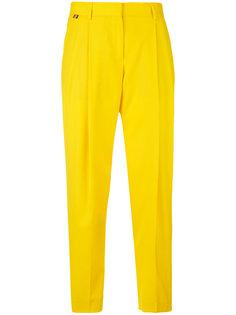 плиссированные брюки прямого кроя Paul Smith