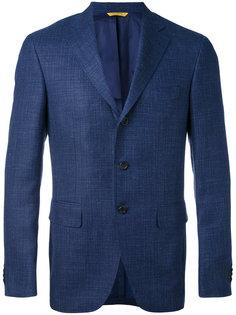 пиджак с застежкой на три пуговицы Canali