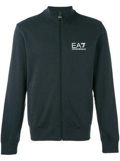 спортивная куртка с логотипом Ea7 Emporio Armani