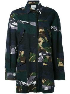 пальто Broken Camo Kenzo