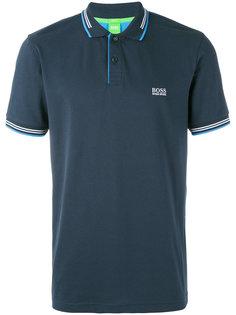 футболка-поло с логотипом Boss Hugo Boss