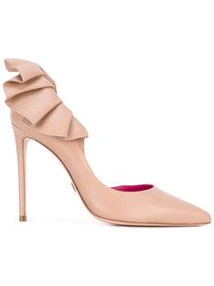туфли с рюшами Oscar Tiye