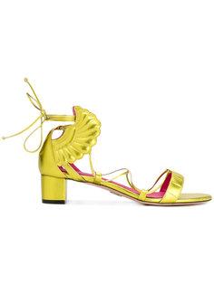 босоножки со шнуровкой  Oscar Tiye
