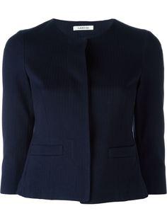 укороченный пиджак Lardini