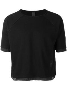 cropped T-shirt Odeur