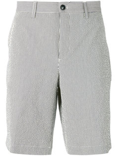 striped chino shorts Ermenegildo Zegna