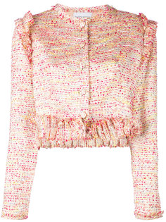 textured jacket Daizy Shely