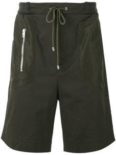 спортивные шорты на шнурке Les Hommes Urban