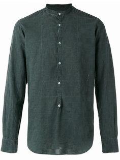 рубашка с воротником на пуговице  Massimo Alba